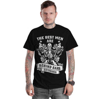 T-Shirts - The Best Men Are Behind Bars