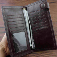 Wallet - Big Cross Tall Wallet