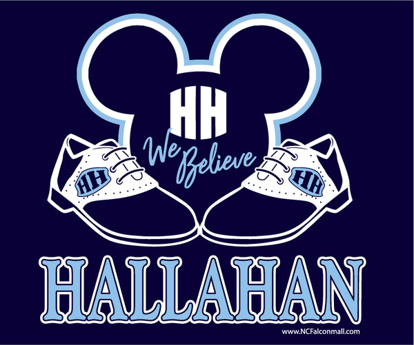 Hallahan WE BELIEVE  Long Sleeve Tee