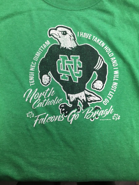 NC Irish Falcons Go Bragh