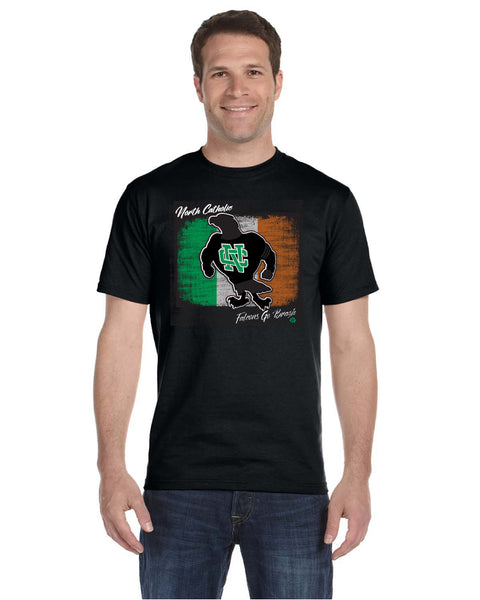 IRISH Black Tee