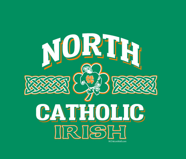 NORTH CATHOLIC Irish T-Shirt