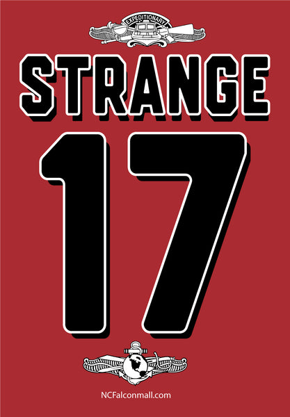 Michael Strange Commemorative Tee