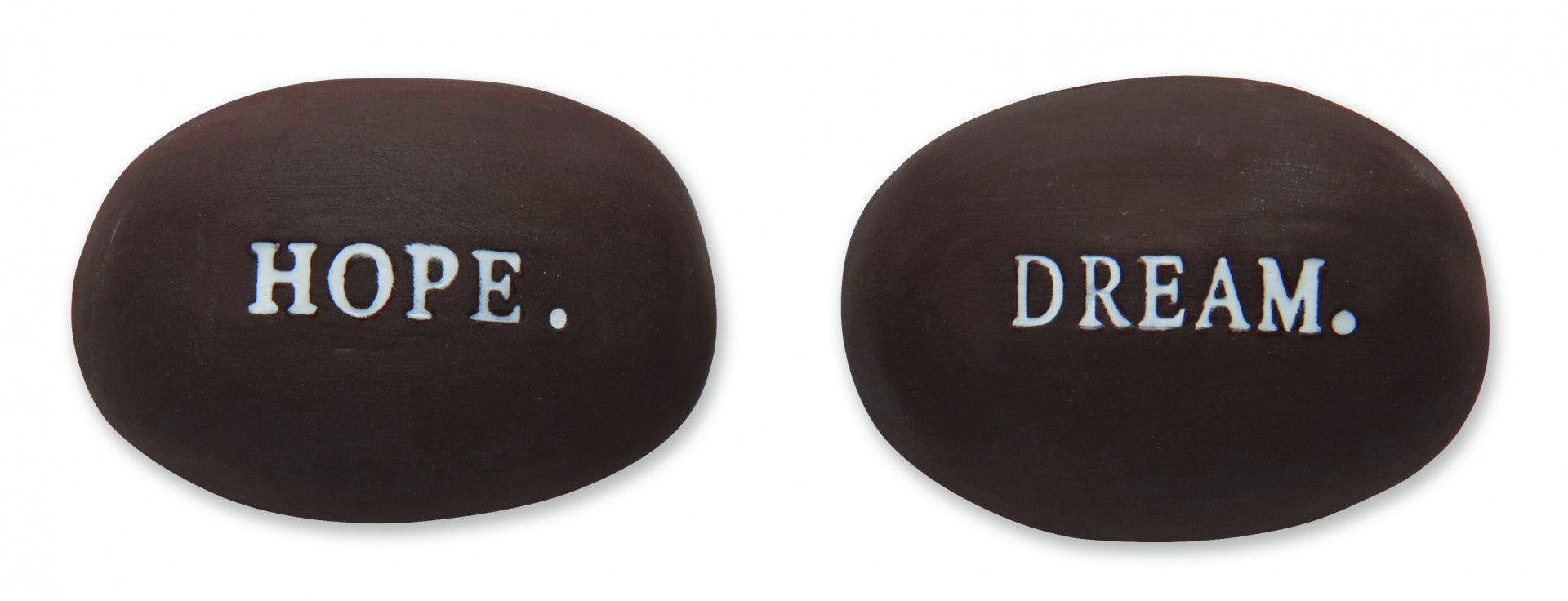 Chocolat HOPE & DREAM Word Stones - Rustic Lane Boutique