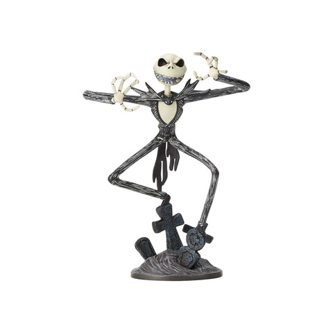 Jack Skellington Vinyl - Rustic Lane Boutique