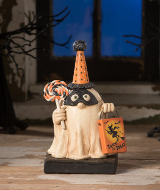 trick or treat ghost - Rustic Lane Boutique