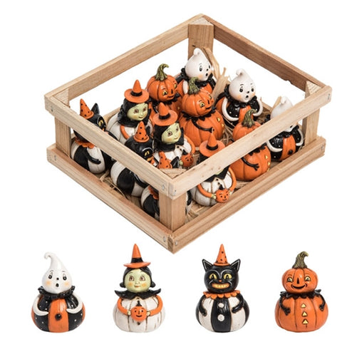Mini Pumpkin Peeps - Rustic Lane Boutique