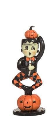 Jack-O-Standing Figures, 3 assorted - Rustic Lane Boutique