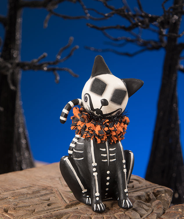 Skelly Cat - Rustic Lane Boutique