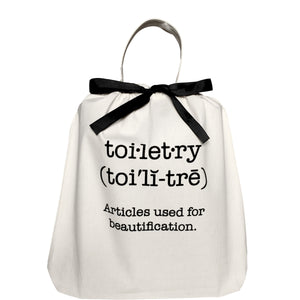 Toiletry Defining Travel Bag - Rustic Lane Boutique