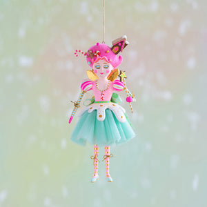Sugar Plum Fairy Ornament
