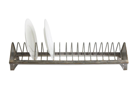Rustic Plate Rack - Rustic Lane Boutique
