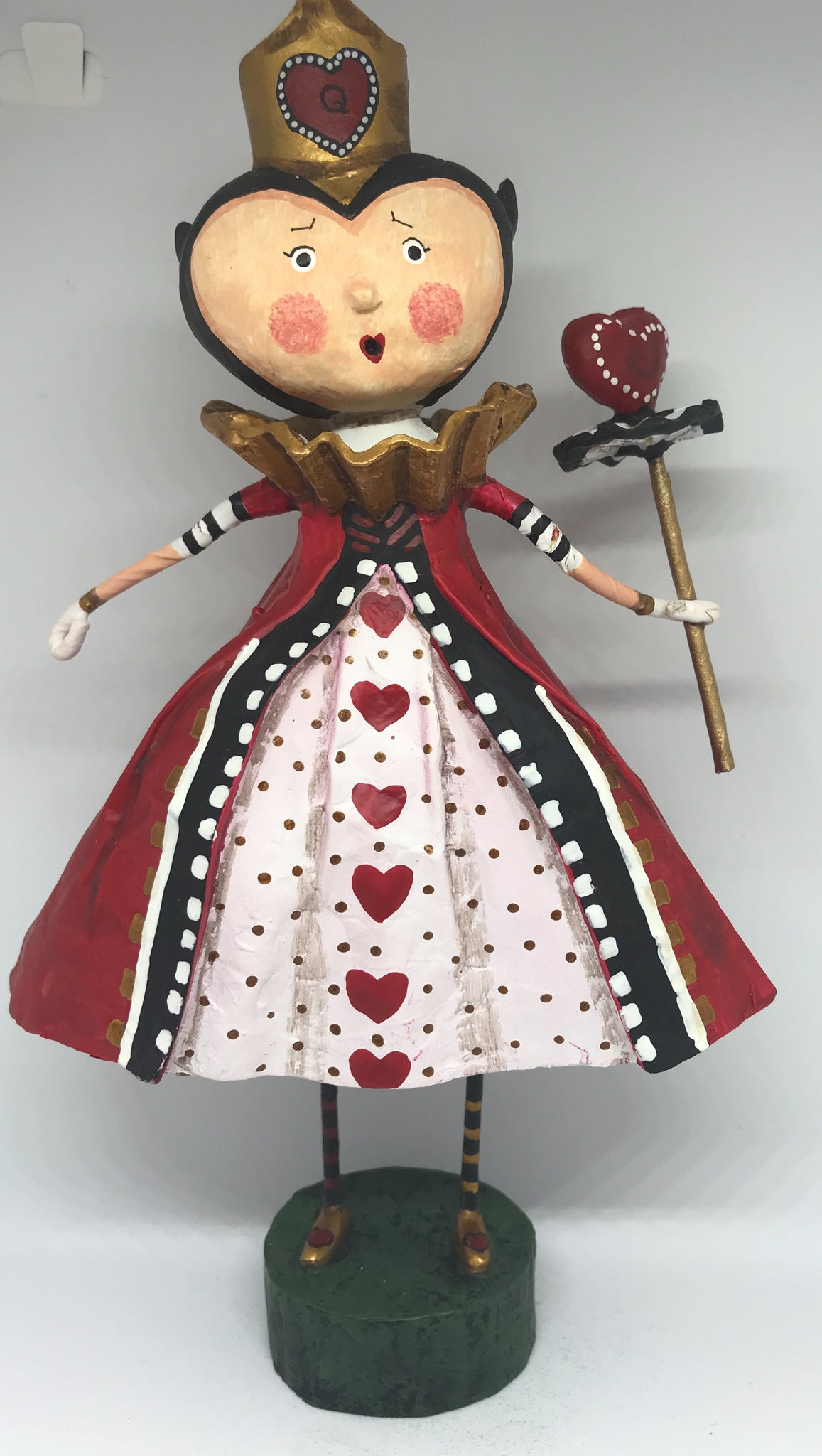 Queen of Hearts by Lori Mitchell - Rustic Lane Boutique
