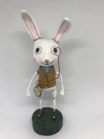 The White Rabbit by Lori Mitchell - Rustic Lane Boutique