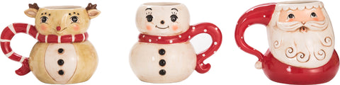 Johanna Parker Christmas Mugs - Rustic Lane Boutique