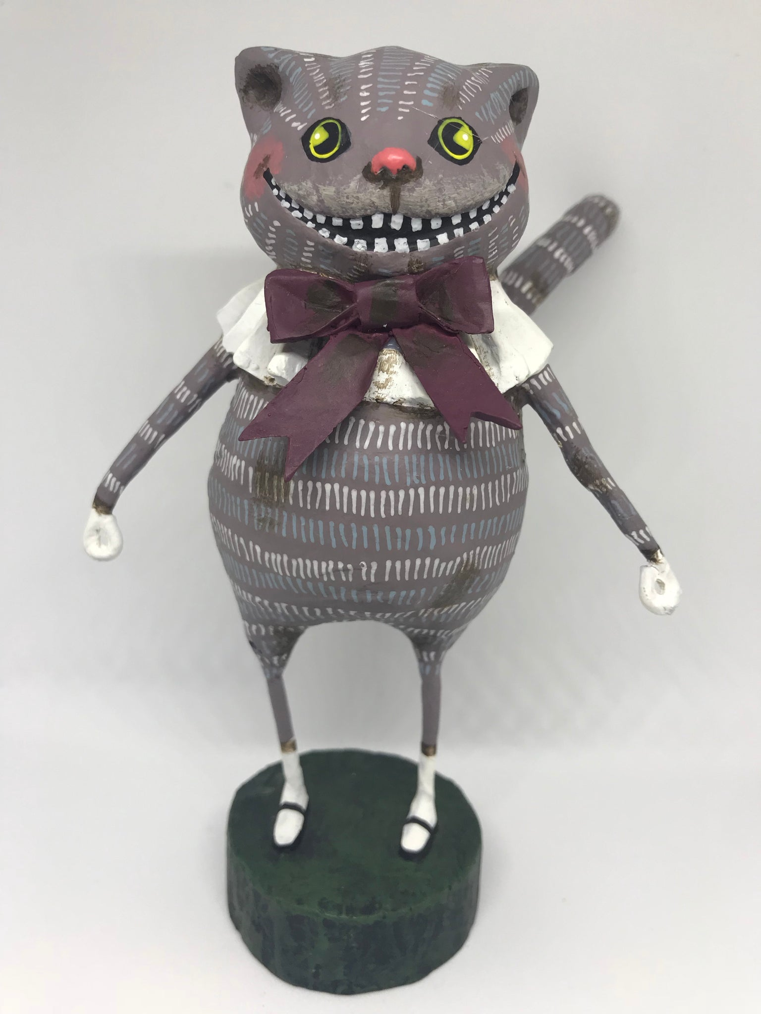 Cheshire Cat by Lori Mitchell - Rustic Lane Boutique