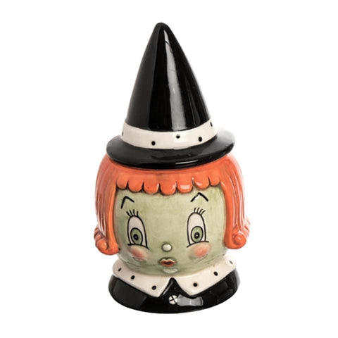 Witch Candy Jar