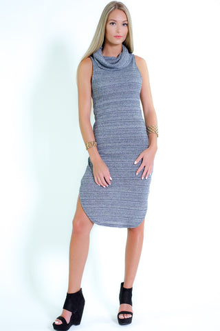 Lushy Knit Dress