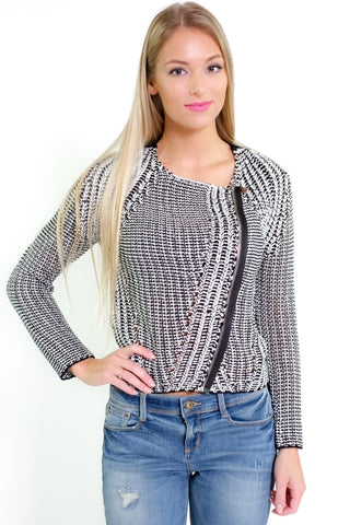 Haley Knit Jacket