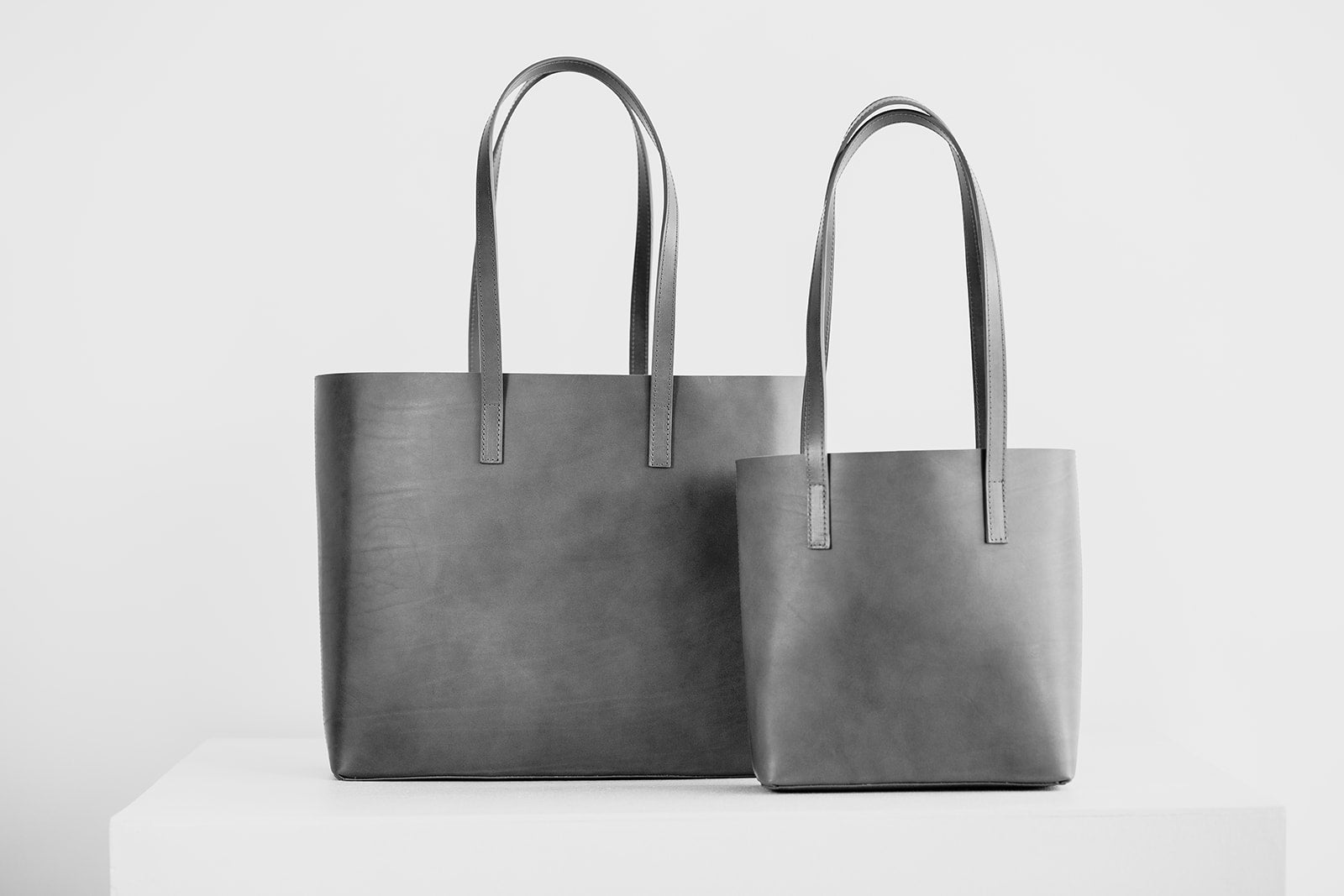 MINI DAILY TOTE - UNDYED NATURAL