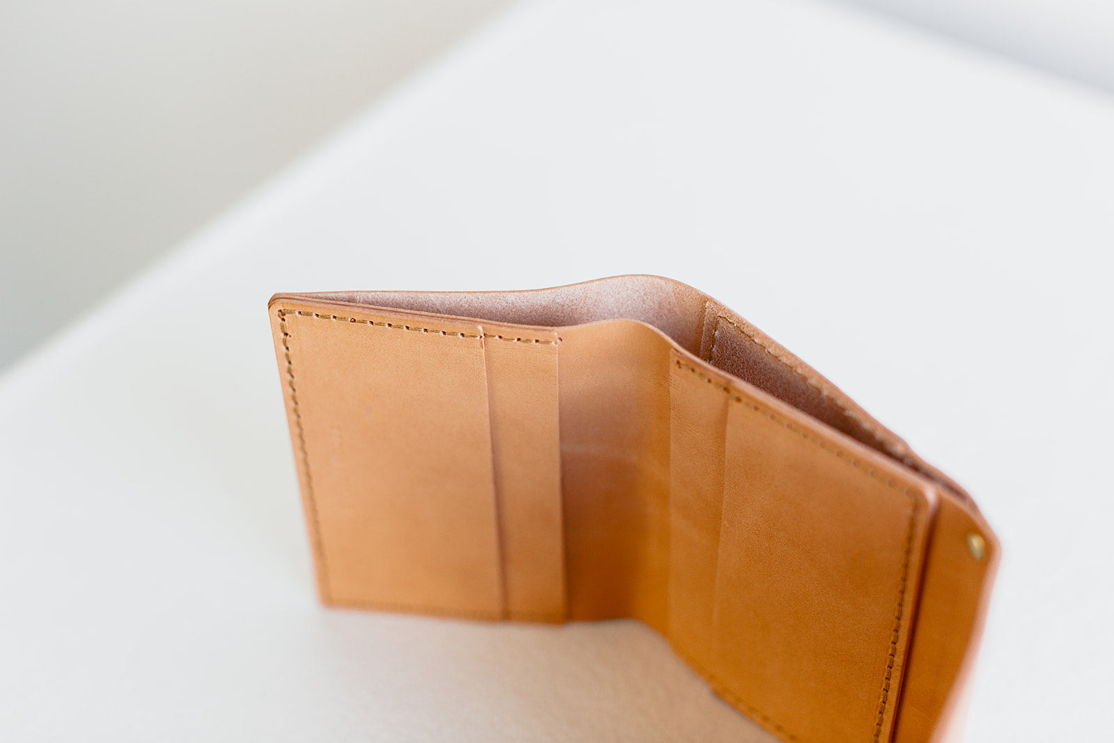 MINI WALLET - UNDYED NATURAL