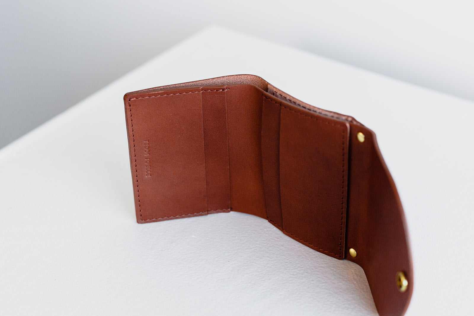 MINI WALLET - BROWN