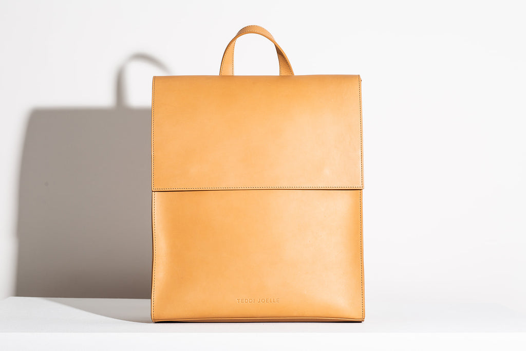 MINIMALIST BACKPACK - NATURAL