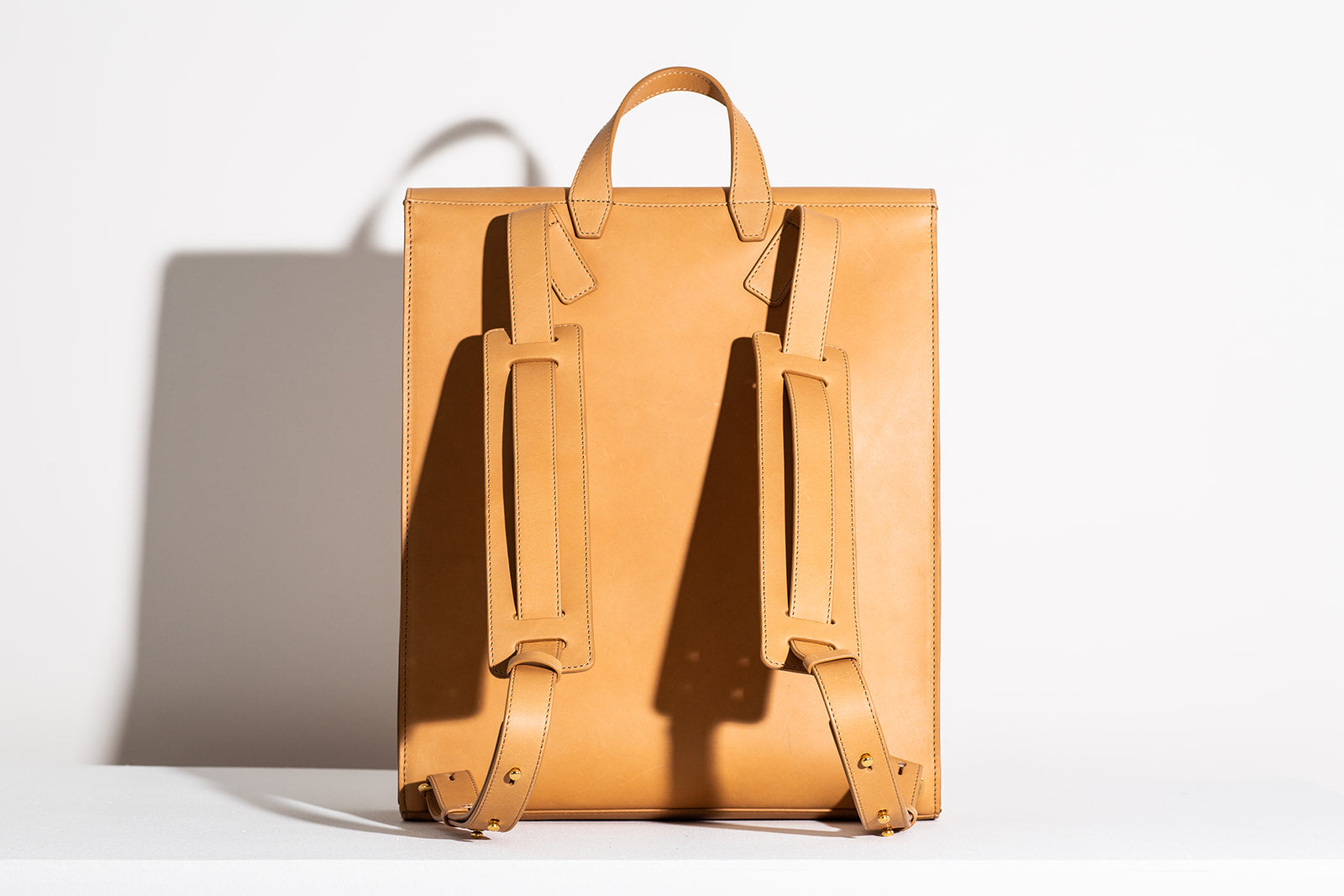LAST CHANCE: MINIMALIST BACKPACK - NATURAL