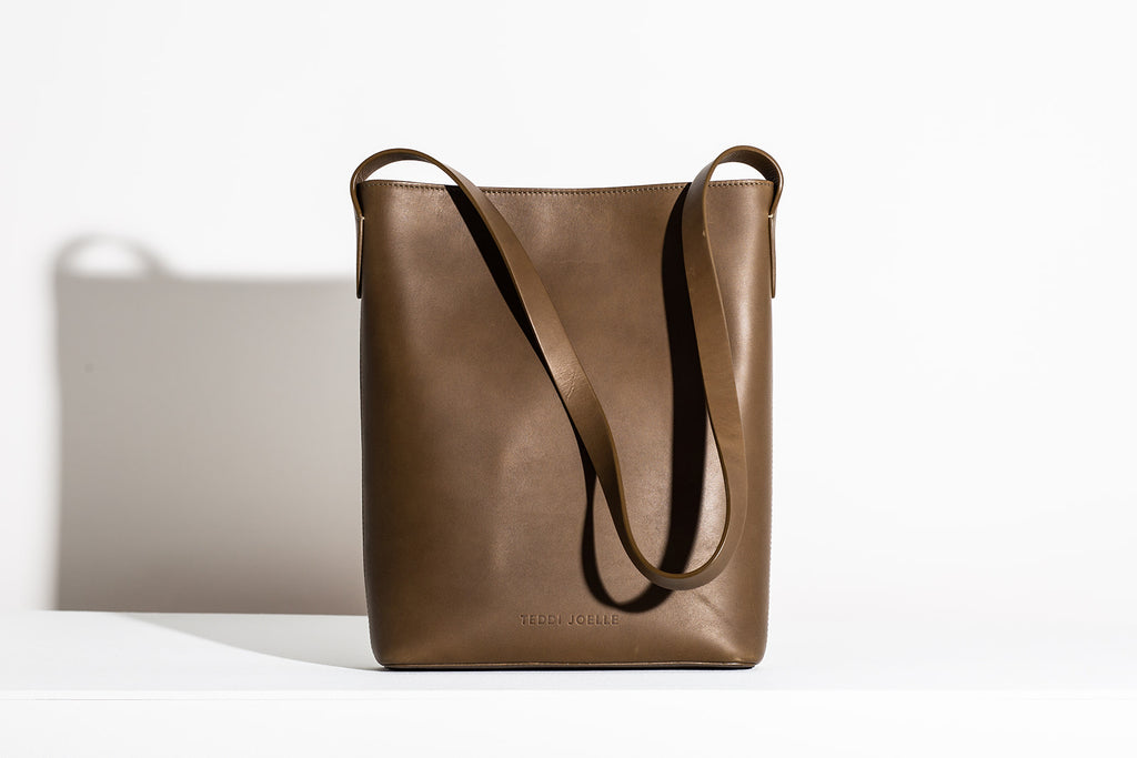 LAST CHANCE: ALBANY TOTE - OLIVE