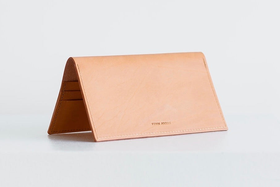 ESSENTIALS WALLET - UNDYED NATURAL