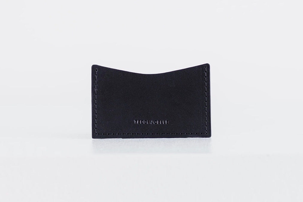 POCKET WALLET - BLACK