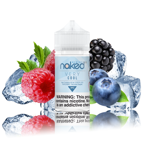 Naked 100 - Berry (Very Cool)