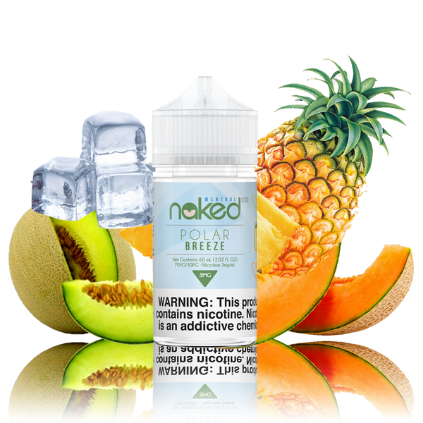 Naked 100 - Melon (Polar Breeze)