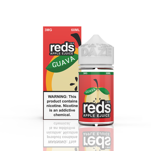 Reds Apple - Guava