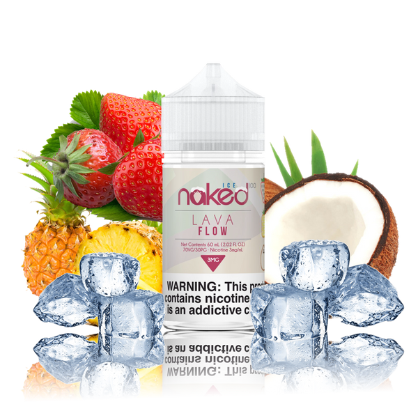 Naked 100 - Lava Flow ICE