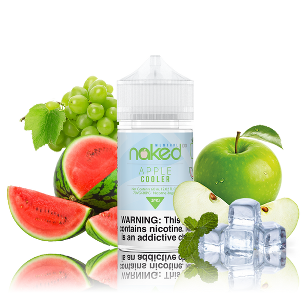 Naked 100 -Apple (Apple Cooler)