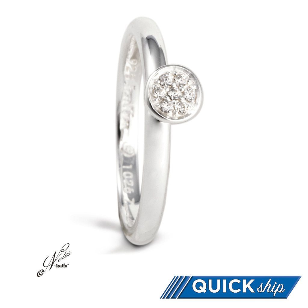 Pixie Dust Stacking Ring - Quick Ship