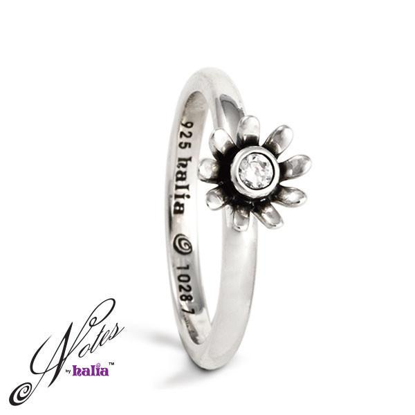 Wide Eyed Glory Stacking Ring - Metalsmiths Sterling™ Canada