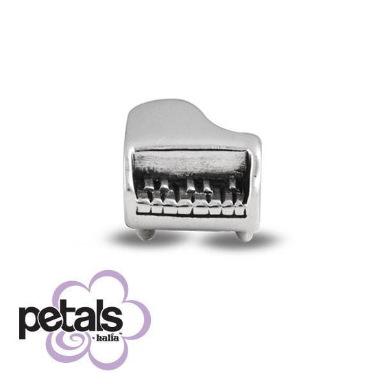 Heart & Soul -  Petals Sterling Silver Charm