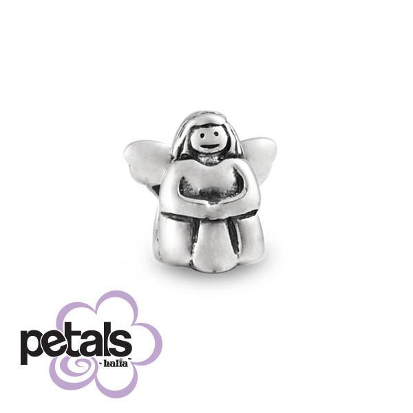 Watch Over Me -  Petals Sterling Silver Charm