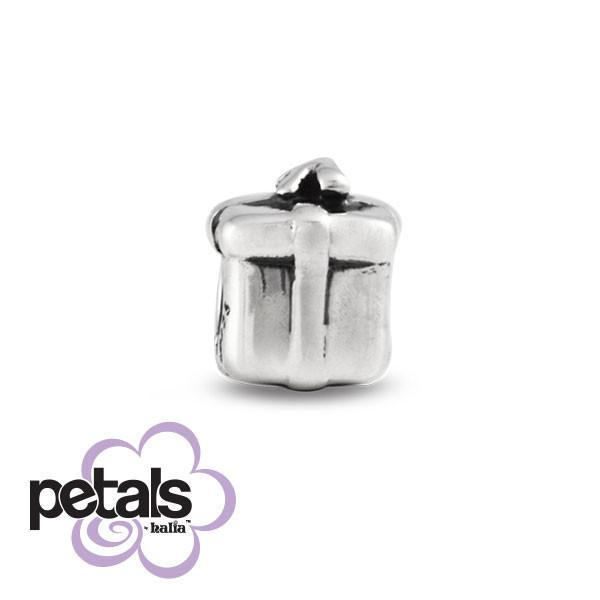 Wrapped to Perfection -  Petals Sterling Silver Charm