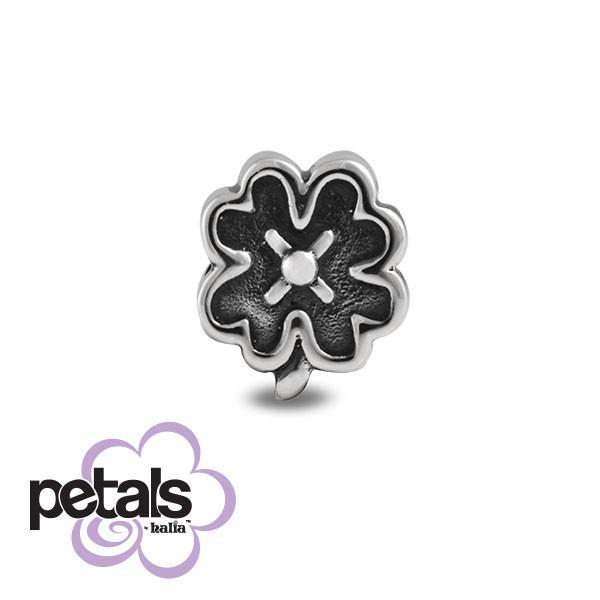 Pockets Full of Posies -  Petals Sterling Silver Charm