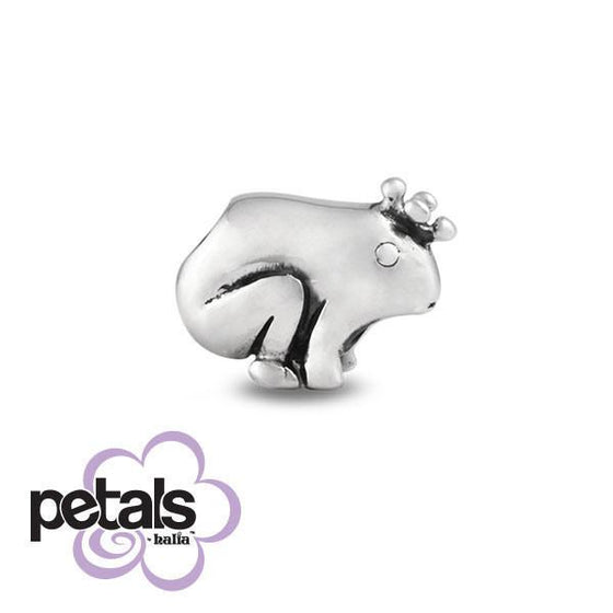 Someday, a Prince -  Petals Sterling Silver Charm