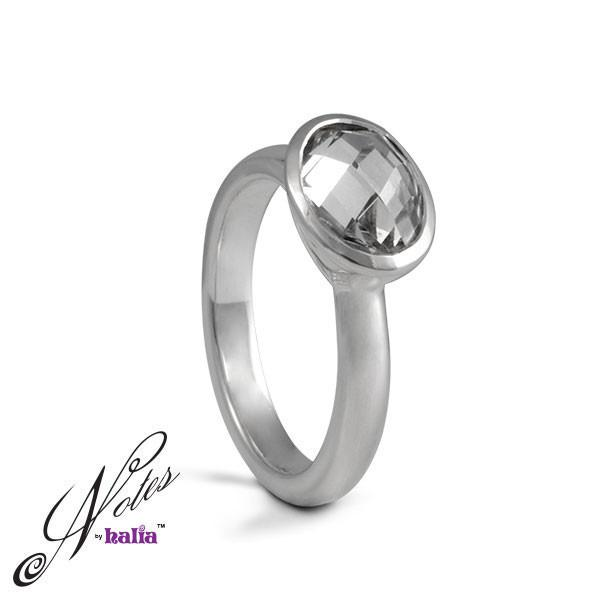 Sultry Summer Stacking Ring - Metalsmiths Sterling™ Canada
