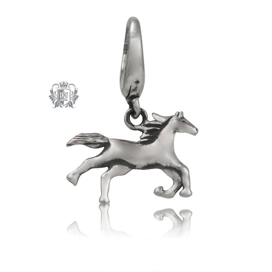 Metalsmiths Sterling Silver Horse Charm