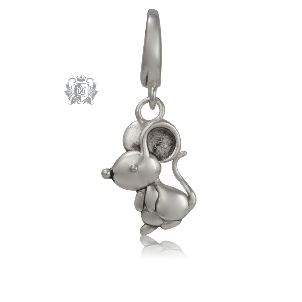 Metalsmiths Sterling Silver Mouse Charm