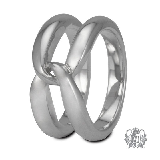 Single Hercules Knot Band - Metalsmiths Sterling™ Canada