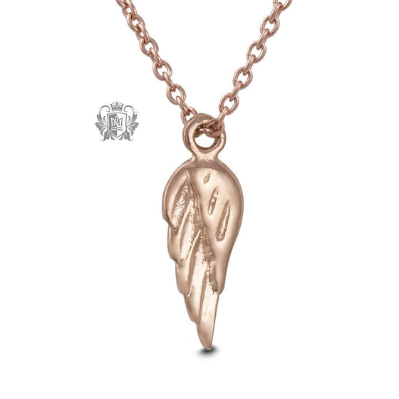 Angel Wing Pendant - Metalsmiths Sterling™ Canada