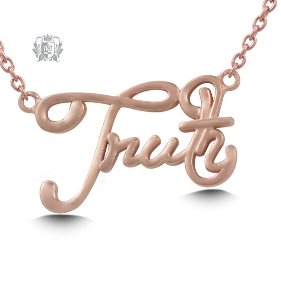 Truth Pendant - Metalsmiths Sterling™ Canada
