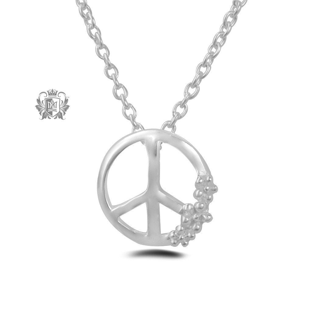 Peace Pendant - Metalsmiths Sterling™ Canada